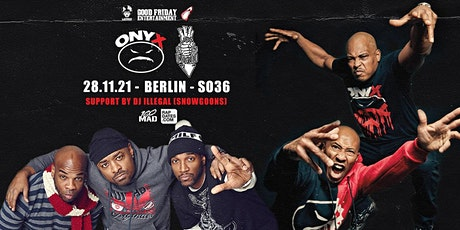 Onyx & Lords Of The Underground Live in Berlin - SO36