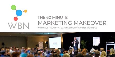 The 60 Minute Marketing Makeover tickets