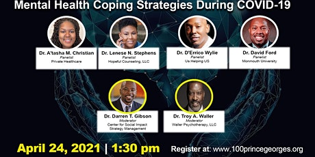 Mental Health Coping Strategies During COVID-19 tickets