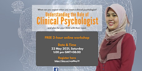 Understanding the Role of Clinical Psychologist tickets