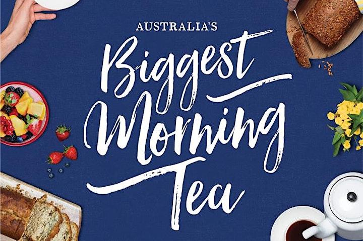 Australia's Biggest Morning Tea Westec image