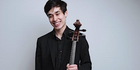 Richard Narroway - Solo Cello Recital tickets