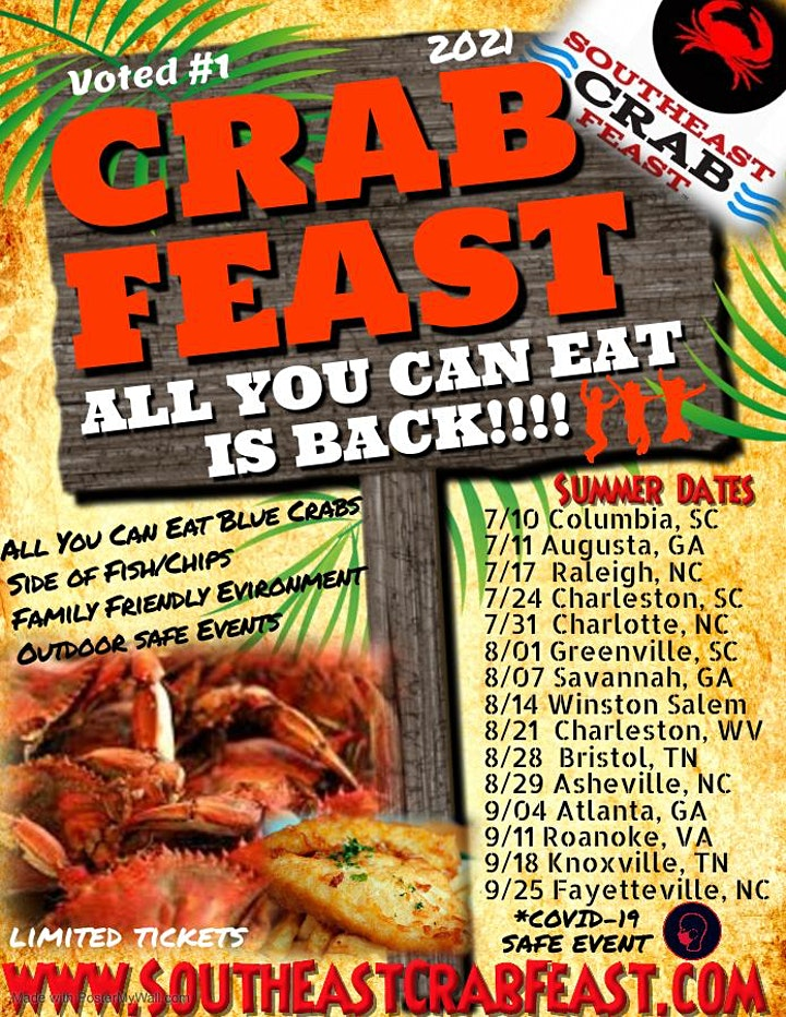 Southeast Crab Feast - Raleigh (NC) image