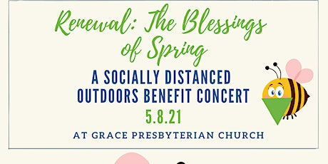 Renewal: The Blessings of Spring tickets