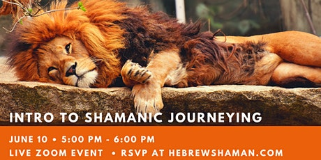 Intro to Shamanic Journeying tickets