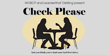 """""""Check Please"""" and """"Check Please: Take 2"""" by Jonathan Rand tickets"""