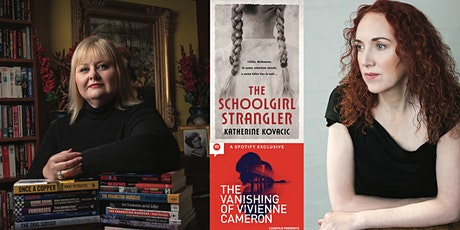 Talking True Crime with Vikki Petraitis & Katherine Kovacic tickets