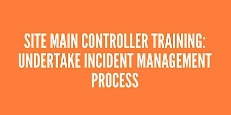 SMC Training: Undertake Incident Management Process (1 Day) Run 42 tickets