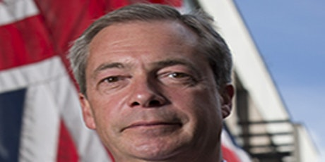 America's Comeback Tour with Nigel Farage tickets