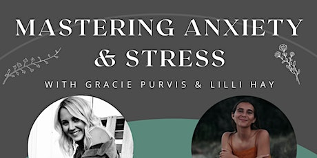 Mastering Anxiety & Stress - Group Hypnosis + Meditation tickets