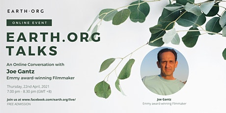 Earth.Org Talks: An Online Conversation with Joe Gantz tickets