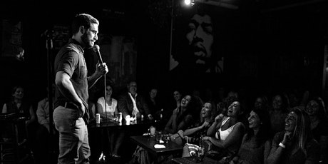 Half-Price Night At The Comedy Shop tickets