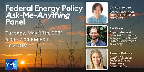 Federal Energy Policy Ask-Me-Anything Panel tickets
