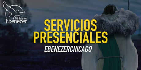 Servicio General viernes 23 de Abril tickets