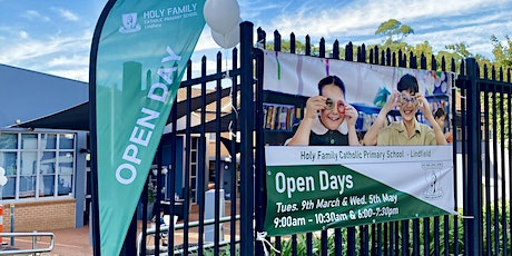 Holy Family Catholic Primary School Lindfield Open Day tickets