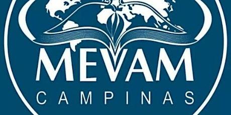 CULTO MEVAM CAMPINAS/ QUARTA-FEIRA ingressos