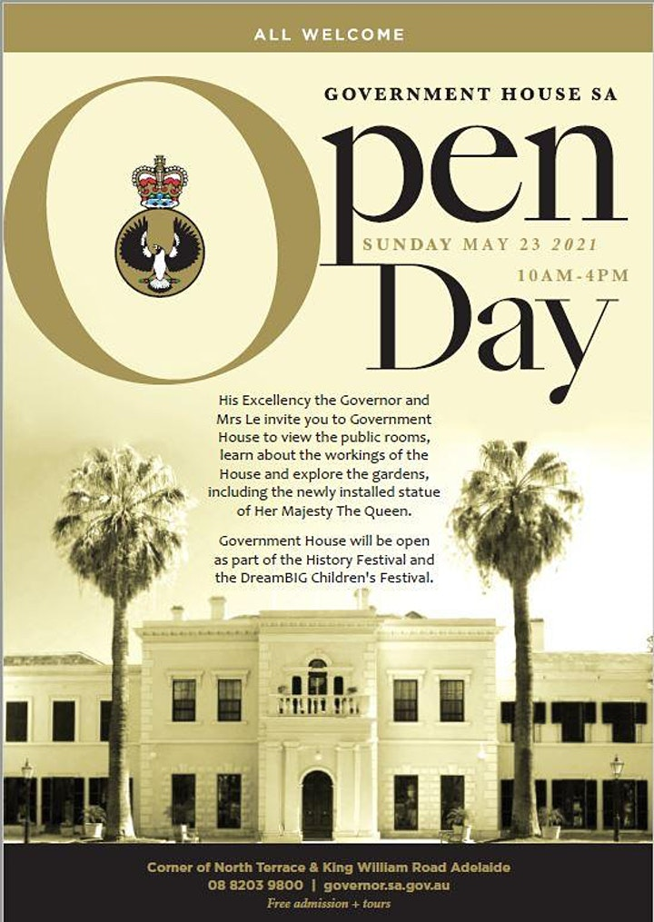 Government House Open Day image