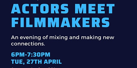 Actors Meet Filmmakers @ Film Plus tickets