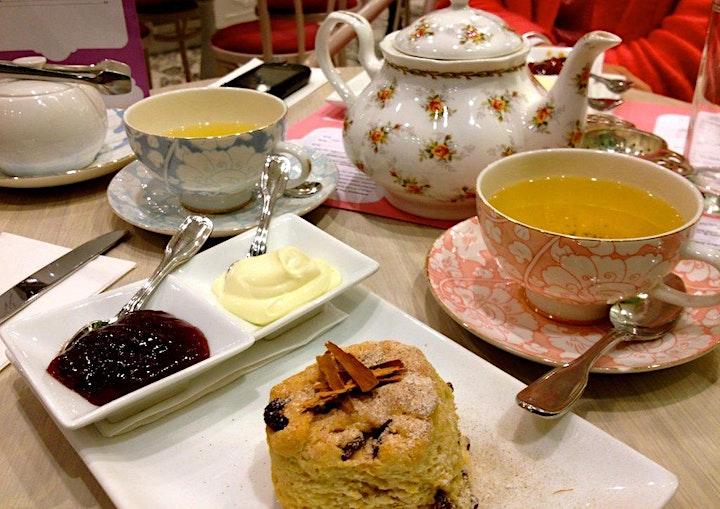 Devonshire Tea Bookings 2021 image