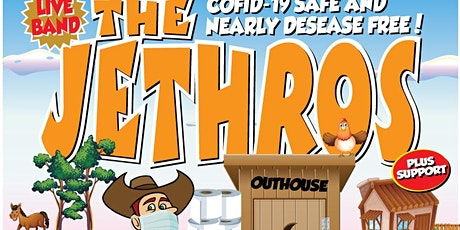 THE JETHROS - Fancy Dress Hillbilly Party tickets