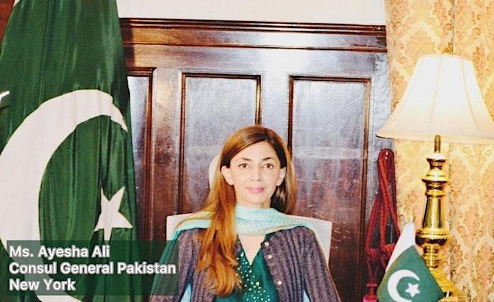 E-Kachehri Zoom Town Hall with Ms. Ayesha Ali image
