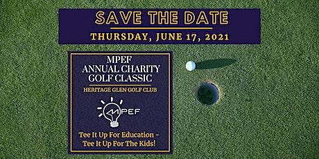 2021 MPEF Golf Classic tickets