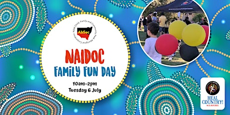 NAIDOC Family Fun Day tickets