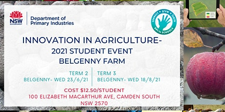 Innovation in Agriculture- BELGENNY FARM tickets