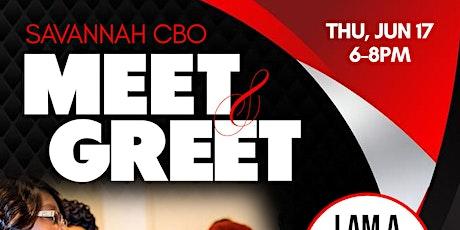 Christian Business Owner Savannah, GA Meet & Greet tickets