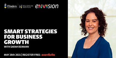 Smart Strategies for Business Growth with Sarah Reimann tickets