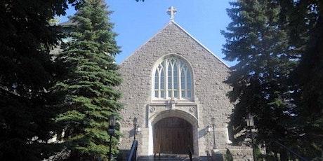 Sunday 11:00 am Mass - IN THE CHURCH tickets