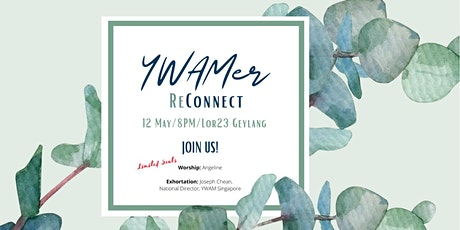 YWAMers - ReConnect tickets