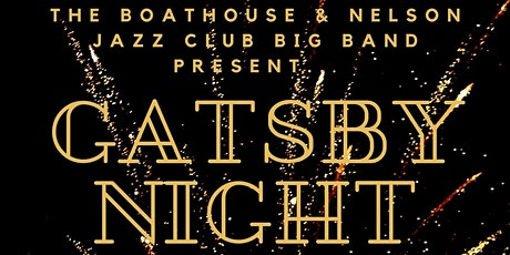Gatsby Night with Nelson Jazz Club Big Band tickets