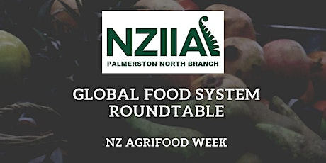 Global Food System roundtable tickets