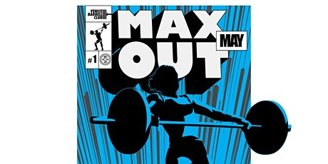 Max Out May Lifting Meet tickets