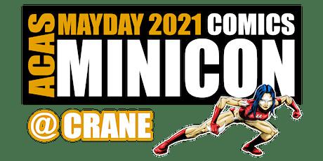 ACAS MAYDAY 2021 COMICS MINICON tickets