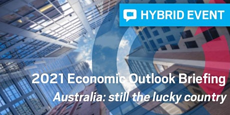 NSW - Hybrid | 2021 Economic Outlook Briefing  with Josh Williamson tickets