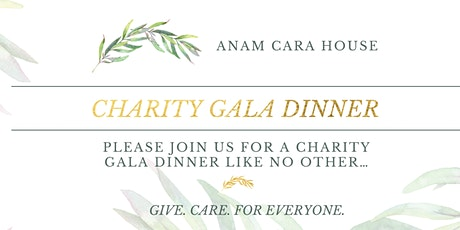 Anam Cara House Geelong Charity Gala Dinner tickets