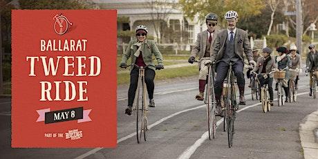 Ballarat Tweed Ride & Tweed Fashions on the Field tickets