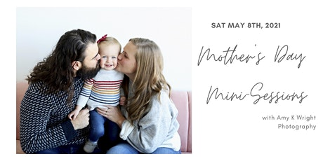 Mother's Day Mini Photo Session with Amy K Wright Photography tickets