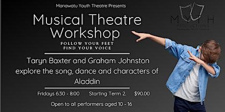 Musical Theatre Workshop tickets