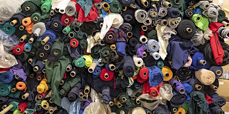 Free Fabric Collection Day   UPPAREL tickets