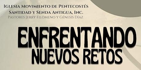 Enfrentando Nuevos Retos (Pastores Y Líderes) tickets