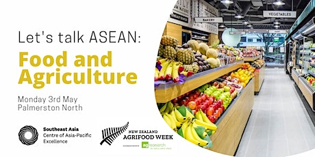 Let's Talk ASEAN - Food and Agriculture tickets