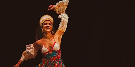 Maracatu, Frevo and Northeastern Dance Workshop with Marcela Rabelo tickets