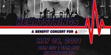 HEARTSTRINGS: A Virtual Musical Benefit for Cancer Research tickets