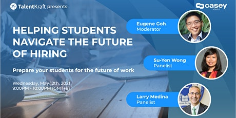 Helping students navigate the future of hiring tickets