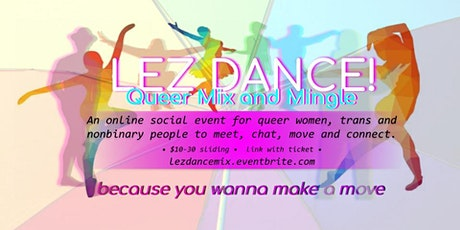 Lez Dance! Queer Mix and Mingle tickets