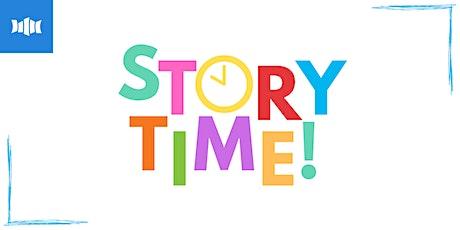 Pre-School Storytime - Ulladulla Library tickets