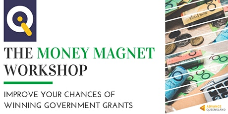 IQ Money Magnet Workshop Special: Winning Government Grants tickets